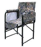 """Стул-кресло """"Режисер"""". С полкой и карманами для рыбалки."""