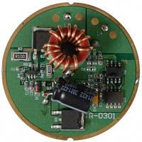Цифровой драйвер светодиода для фонарей (TrustFire AK91), 5 режимов (8-1145)