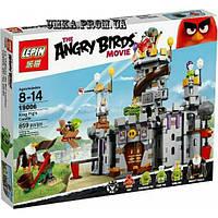 Детский конструктор Angry Birds Замок Короля свинок