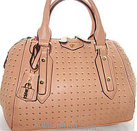 Женская розовая сумка  Velina Fabbiano