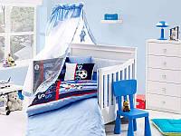Постельное белье с набором для новорожденных First Choice Happy Baby Tinny бамбук