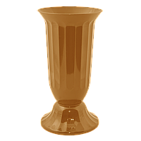 Алеана Ваза для цветов Флора 38 (бронзовый)
