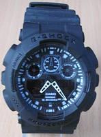 Часы Casio(Касио) G-Shock GA100 черные