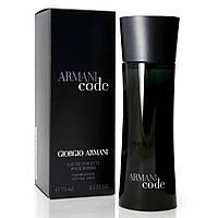 Мужская туалетная вода Giorgio Armani Armani black Code