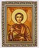 Икона именная  Пантелеймон