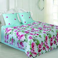 Комплект постельного белья Теп Ассоль розовая двуспальный