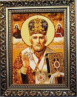 Икона именная Николай