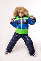 Детские зимние комбинезоны для мальчиков