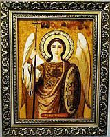 Икона с изображением Михаила