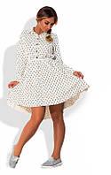 Платье женское якорь полу батал