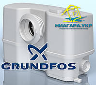 Насос Grundfos SOLOLIFT 2 WC1 ( для забора сточных вод из туалета и другой сантехники )