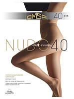 Женские колготки OMSA Nudo 40 Den