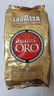Кофе в зернах Lavazza Qualita Oro 1000g Италия