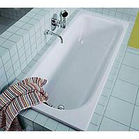 Ванна чугунная Roca Continental 21291100R 170*70см с противоскользящим покрытием