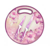 Набор ножей + доска для нарезания 3 пр. Martex 29-248-003