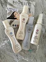 Шелковая терапия для волос с набором BioSilk Silk Therapy Travel Kit