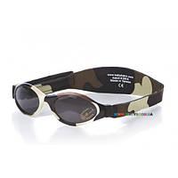Очки Kidz Banz детские солнцезащитные коричневый камуфляж KBN016