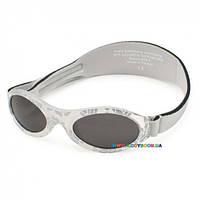 Очки Kidz Banz детские солнцезащитные серебристый узор KBN028