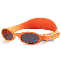 Очки Baby Banz детские солнцезащитные оранжевые BBN006