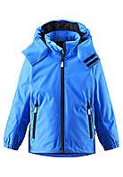 Демисезонная куртка 2 в 1 для мальчика ReimaTec 521458 - 6560. Размер 104.