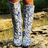 Модные теплые женские сапожки на меху застежка молния подошва плоская