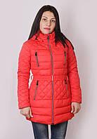 Куртка женская зимняя Miss Sun