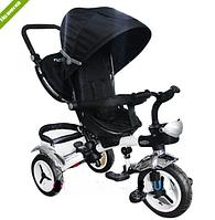 Велосипед детский трехколесный (аналог Puky Cat S6), черный