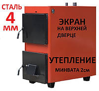 25 кВт (с Плитой) Котёл PR-25P (сталь 4 мм)