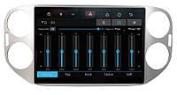Мультимедийно навигационная станция для Volkswagen Tiguan 2007-2014 Sound Box 10.1 (Android)