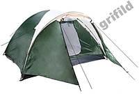 Четырехместная палатка Bestway Montana 68041 /Туристическая двухслойная палатка