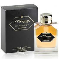 Dupont 58 Avenue Montaigne Limited Black