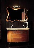 Комплект мебели для ванной комнаты Godi CT-21 красный дуб