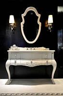 Комплект мебели для ванной комнаты Godi XZ-32 белый ясень