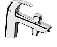 Однорычажный смеситель для ванны, монтаж на борт ванны Hansa Pico 46372203