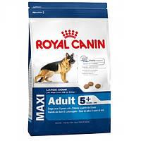 Корм для собак (Роял Канін) ROYAL CANIN Maxi Adult 5+  15 кг - для дорослих собак великих порід