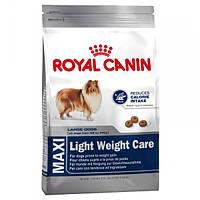 Корм для собак (Роял Канін) ROYAL CANIN Maxi Light 15 кг - для дорослих собак крупних порід з проблемами ваги