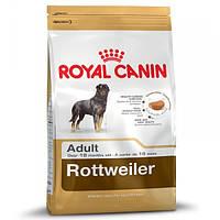 Корм для собак (Роял Канін) ROYAL CANIN Rottweiler 12 кг - для дорослих Ротвейлерів