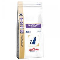 Лікувальний корм для котів (Роял Канін) ROYAL CANIN Sensitivity Control SC27 3,5кг - при харчовій нестерпності