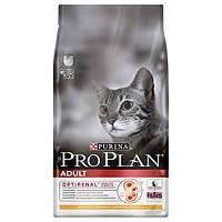 Корм для котів (Про План) PRO PLAN Adult Chicken 10 кг - для дорослих кішок з куркою