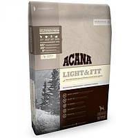 Корм для собак ( Акана )  Acana Adult Light Fit 11.4 кг - для взрослых собак с лишним весом
