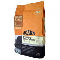 Корм для собак ( Акана ) Acana Puppy Large Breed 11.4 кг - для щенков и юниоров крупных пород