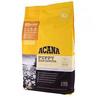 Корм для собак ( Акана ) Acana Puppy  Junior 11.4 кг - для щенков и юниоров средних пород