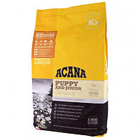 Корм для собак ( Акана ) Acana Puppy  Junior 17 кг - для щенков и юниоров средних пород