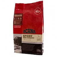 Корм для собак ( Акана ) Acana Sport Agility Dog 11.4 кг - для особенно активных собак