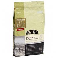 Корм для собак ( Акана ) Acana Pork Butternut Squash 11,4 кг - для дорослих собак зі свининою і гарбузом