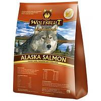 Wolfsblut Alaska Salmon 15 кг