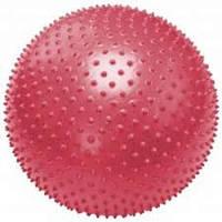 Мяч для фитнеса массажный PS 65см FI-078(65)