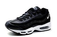 Кроссовки Nike Airmax, мужские, черные, р. 41 42 43 44 45