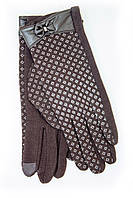 Стильные женские сенсорные перчатки, фото 1
