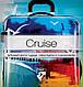 Компактный пластиковый 4-колесный чемодан 35 л. Heys Cruise (S) Multi Colour 923057, разноцветный, фото 9